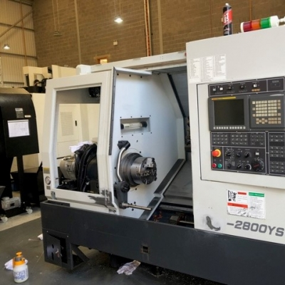 Used Goodway GS 2800 LYS (SOLD)