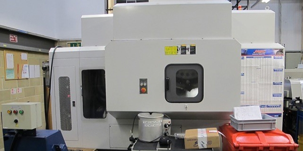 Used YCM TCV51A Twin Pallet (SOLD)
