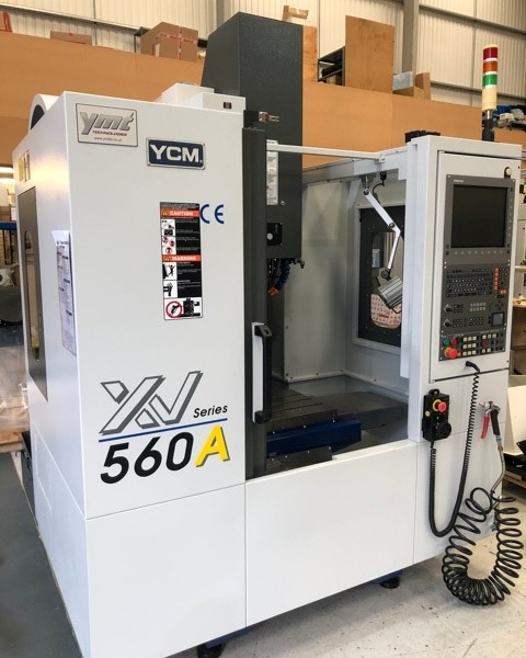 Used YCM NXV 560 A (SOLD)