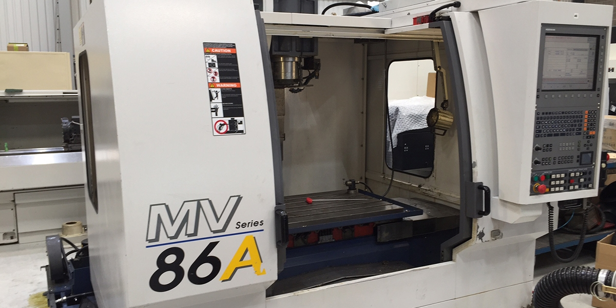 Used YCM MV86A (SOLD)