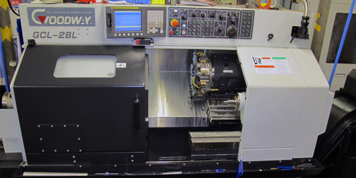 Used Goodway GCL-2BL (SOLD)