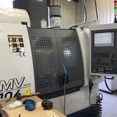 Used YCM MV106A (SOLD)