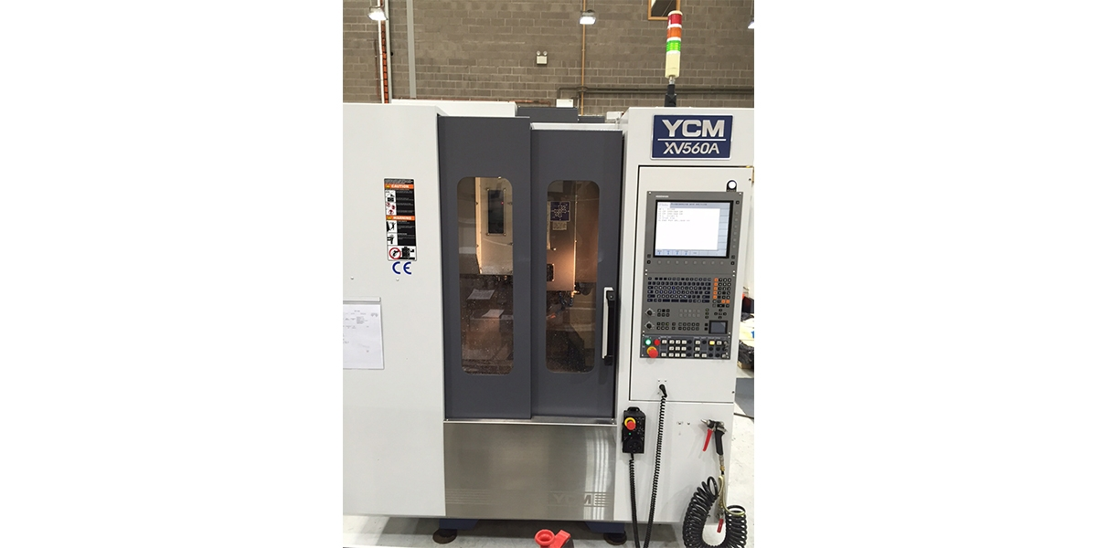 Used YCM XV560A (SOLD)