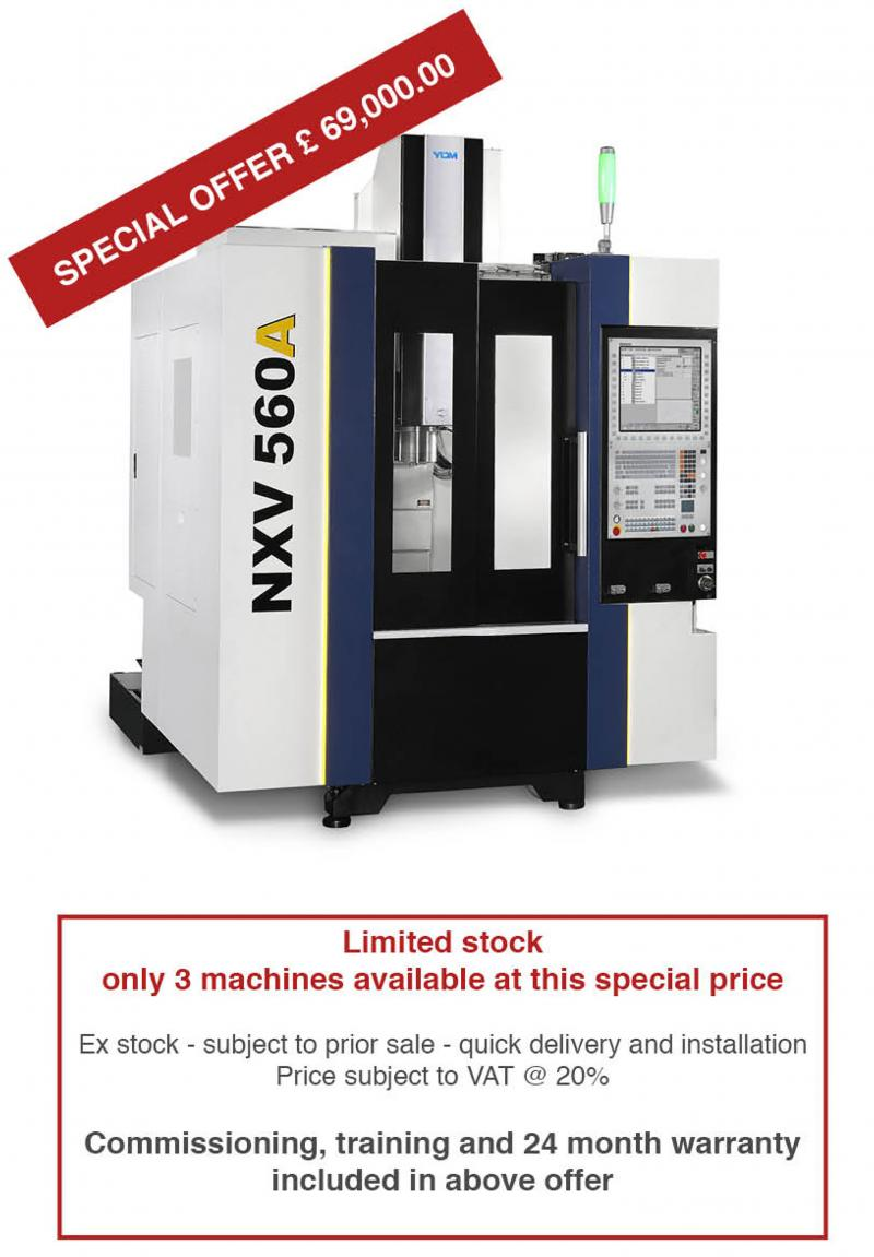 Compact High Performance NXV560A Now In Stock!
