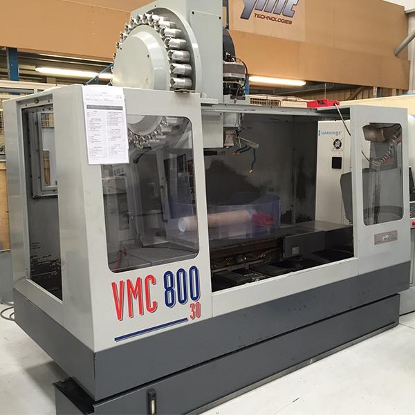 Used Bridgeport VMC800/30