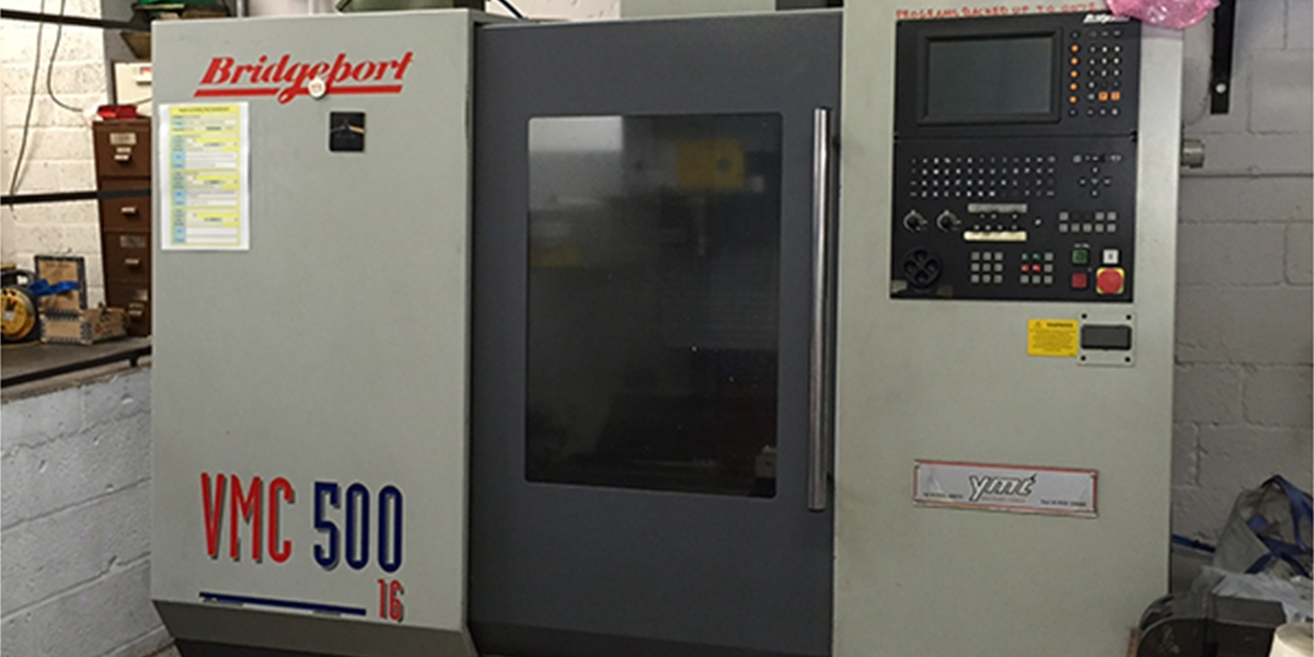 Used Bridgeport VMC500/16