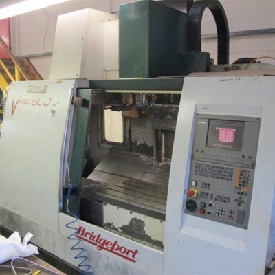 Used Bridgeport VMC800 (SOLD)