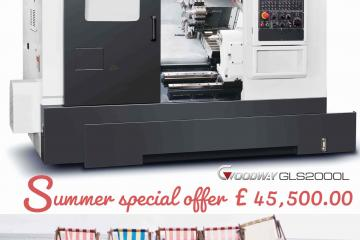Summer Special Offer - GLS2000L