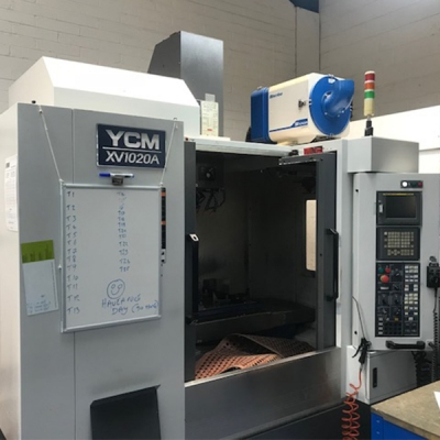 Used YCM XV1020AF