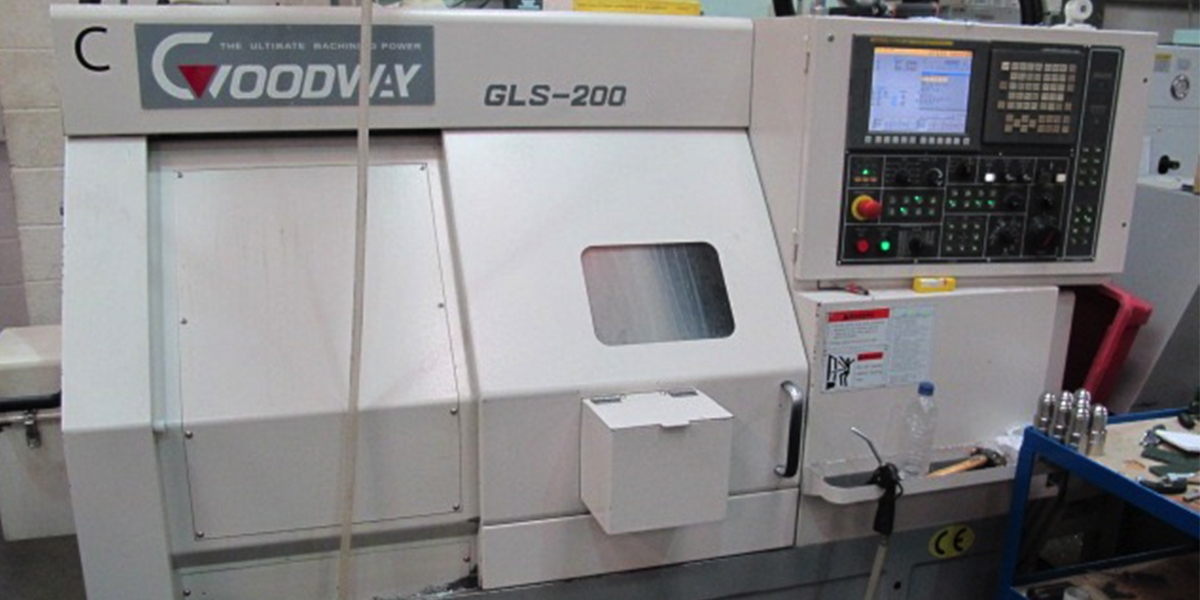 Used Goodway GLS200