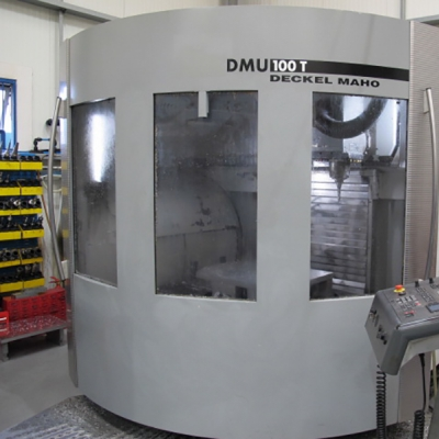 Used DMG DMU100T (SOLD)